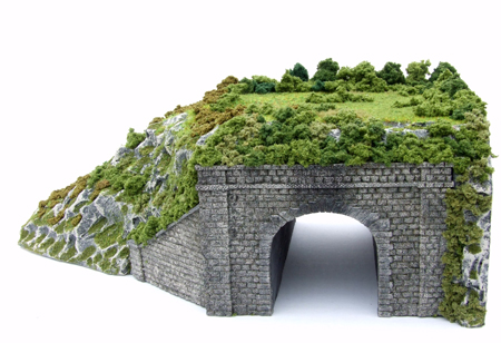 How To Build A Tunnel Model Railroad Layouts Plansmodel